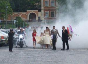 ceremóniamester Esztergomban