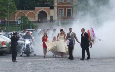 Esküvő hét közben – Lehet ilyet?
